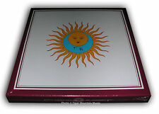 KING CRIMSON LARKS TONGUE DELUXE 40TH 13 CD DVD BLU-RAY BOX SET 2012 NEW SS OOP