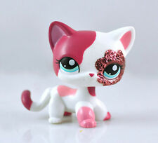 Pet Short Hair Cat Collection Child Girl Boy Figure Littlest Toy Loose LP807