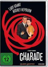 Charade (Mit durchgängiger Original-Synchronisation) Audrey Hepbun DVD