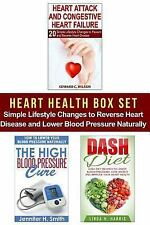 Heart Health Box Set : Simple Lifestyle Changes to Reverse Heart Disease and...