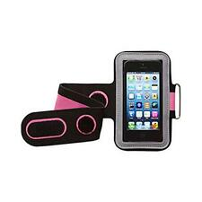 Groov-e GVAM1 High Quality Neoprene Sport Armband For Mobile Devices Pink/Black