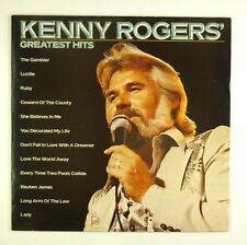 "12"" LP-Kenny rogers-Greatest Hits-b926-washed & cleaned"