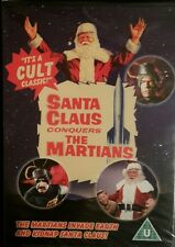Santa Claus Conquers The Martians (Dvd 2014) NEW&SEALED Cult classic movie!
