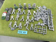 Warhammer 40K Space Marine army lot - 20 unprimed Tactical Troops l