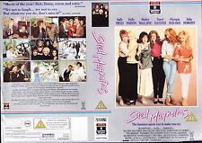 Steel Magnolias, Sally Field Video Promo Sample Sleeve/Cover #14237