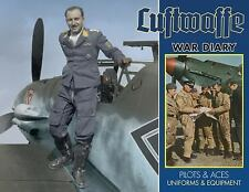 Luftwaffe War Diary : Pilots and Aces, Uniforms and Equipment by Uwe Feist...