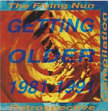 GETTING OLDER 1981-1991 - A FLYING NUN RETROSPECTIVE COMPILATION CD * NEW *