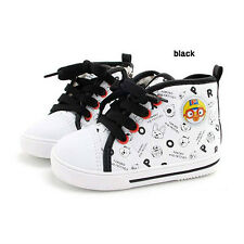 (SALE) Pororo sneakers / Pororo shoes (Black 150~155mm / US shoes size 9)
