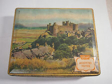 VINTAGE SHARP's ASSORTED TOFFEE  ADVERTISING TIN BOX