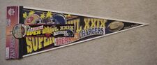 SUPER BOWL XXIX SB 29 GAME DAY 49ERS CHARGERS PENNANT FAN PACK UNSOLD STOCK