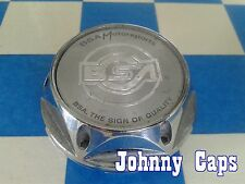 BSA Motorsports Wheels Chrome Center Caps #239 Custom Wheel Center Cap (1)