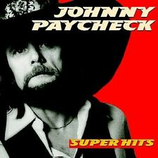 Super Hits by Johnny Paycheck (CD, 1997, Epic, USA)