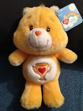 Care Bears 20th Anniversary Champ Bear (New with tags!)