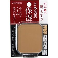 SHISEIDO INTEGRATE GRACY Moist Pact Pink Ochre 10 (Refill)