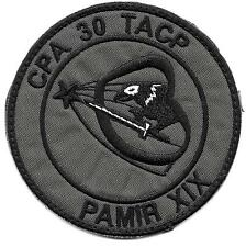 OPEX   AFGHA   PAMIR   XIX    COMMANDOS   PARAS   AIR    CPA  30   TACP    patch
