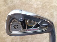 Taylormade Tour Preferred 2009 4 Iron Rifle 6.0 Flighted Stiff Flex Steel Shaft