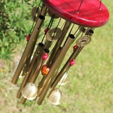 Large Wind Chime Yard Garden Outdoor Copper Coin Home Decoration Windchime Bell