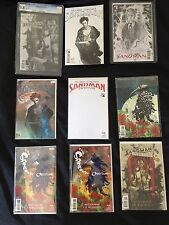 Sandman Overture Full Run, all variants, NM