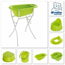 Rotho Babydesign Top and Tail Bowl Apple Green