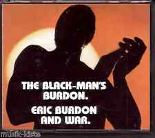 ERIC BURDON and WAR - The Black-Man's Burdon *orig.1993 ★ 2 CD Box-Set