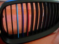 M Colors Grille kidney Stripe Decal BMW M3 M5 M6 X5 E30 E36 E46 330 530 X3