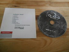 CD Gothic God Module - Viscera (11 Song) Promo OUT OF LINE disc only