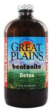 Yerba Prima - Great Plains Bentonite Detox - 32 oz.