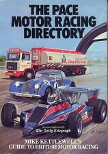 The Pace Motor Racing Directory 1981 by Mike Kettlewell