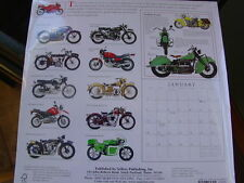 2013 THE ULTIMATE MOTORCYCLE CALENDAR wall calendar NEW IN PLASTIC, COLLECTIBLE