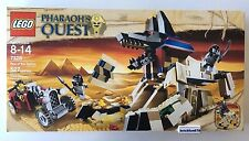 Lego Pharoah's Quest 7326 Rise of the Sphinx New In Factory Sealed Box