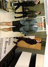 SP2 Clipping-Ritaglio 2007 Thom Browne Il talento di Mr. Browne