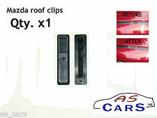 1x Roof Clip Cover - Mazda 2, 3, 5, 6, CX7 diesel petrol - 02-12 *Brand New*