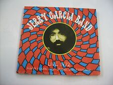 JERRY GARCIA BAND - LIVE 1972 - CD DIGIPACK SIGILLATO 2015 - GRATEFUL DEAD