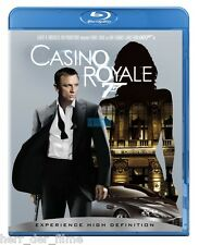 James Bond 007: CASINO ROYALE (Daniel Craig) Blu-ray Disc NEU+OVP OHNE FSK!!!