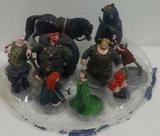 DISNEY BRAVE MOVIE FIGURES TOY CAKE TOPPERS