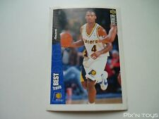 Stickers UPPER DECK Collector's choice 1996 - 1997 NBA Basketball N°130
