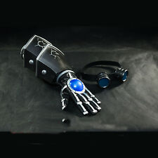 Hot League of Legends EZ Cos Ezreal Hero Arm Armour Cosplay Accessories Gloves