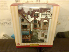 Lemax a taste of italie façade new boxed hanging wall setting 2003 35855