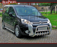 CITROEN BERLINGO 2008+ BULL BAR, NUDGE BAR, A BAR +GRATIS! STAINLESS STEEL!!