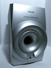 """Philips SW040 6.5"""" Active Powered Subwoofer w/ RCA Input for FWP78P37 FW-P78"""
