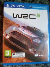 WRC 5 World Rally Car Championship 15 PS Vita en castellano Playable in english