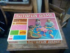 Autofun vintage car race game antique racing games kids cars battery auto fun