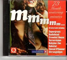 (FD649A) Mmmmm..., 18 tracks various artists - sealed 1996 Q Magazine CD