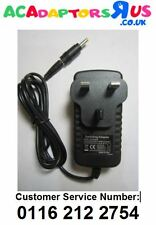 12v Red Dymo s0879570 260p Label Manager AC adaptador Power Supply cargador Enchufe