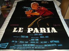 AFFICHE   LITHO / JEAN MARAIS / LE PARIA / 120X160