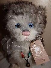 Biggles-Charlie Bears Minimo Edición Limitada Gato (837/2000) 2011 retirado
