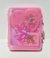 Sanrio Kit 1995 Ballet Slippers Washcloth Soap Mirror Comb Tooth Paste Vintage