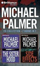 Michael Palmer 2-in-1 Collection: The Sisterhood, Side Effects, Palmer, Michael,