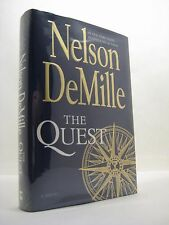 The Quest by Nelson DeMille (2013, Hardcover) Brand New, 1st Printing!!!