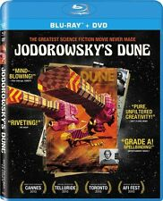Jodorowskys Dune - 2 DISC SET (Blu-ray Used Very Good)